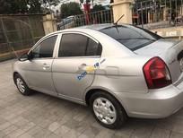 Bán xe Hyundai Verna sản xuất 2008, màu bạc, nhập khẩu nguyên chiếc