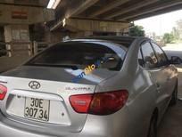 Cần bán gấp Hyundai Elantra năm sản xuất 2008, màu bạc