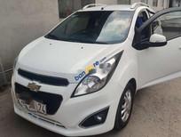 Cần bán xe Chevrolet Spark năm 2014, màu trắng còn mới