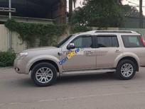 Cần bán xe cũ Ford Everest sản xuất năm 2015, màu phấn hồng
