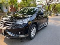 Bán ô tô Honda CR V năm sản xuất 2013, màu đen chính chủ