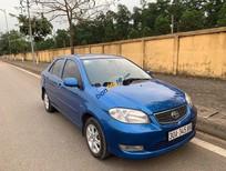 Bán Toyota Vios sản xuất năm 2004, màu xanh lam, xe nhập chính chủ, 175 triệu