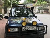 Cần bán xe cũ Suzuki Vitara năm 2005, màu xanh, nhập khẩu