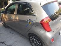 Cần bán xe cũ Kia Picanto đời 2013, màu ghi vàng
