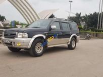 Cần bán Ford Everest năm 2005, màu đen, giá tốt