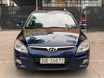 Cần bán Hyundai i30 năm 2009, màu xanh lam xe gia đình
