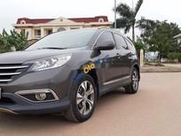 Bán ô tô Honda CR V sản xuất 2013, màu đen, 636 triệu