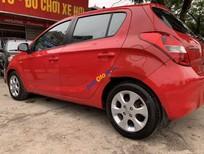 Bán Hyundai i20 năm 2011, màu đỏ chính chủ