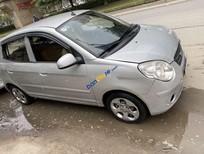 Cần bán xe Kia Morning sản xuất 2011, màu bạc, giá 119tr