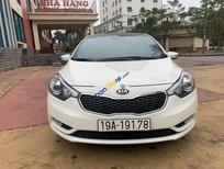 Bán Kia K3 sản xuất năm 2014, màu trắng chính chủ, 400 triệu