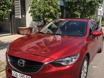 Cần bán xe Mazda 6 năm sản xuất 2016, màu đỏ như mới