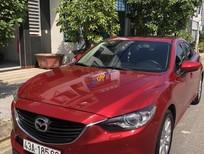 Cần bán gấp Mazda 6 sản xuất năm 2016, màu đỏ chính chủ giá cạnh tranh