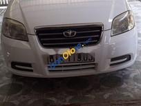 Cần bán Daewoo Gentra năm 2007, màu trắng, nhập khẩu xe gia đình