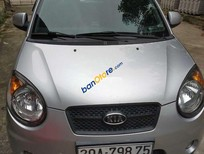 Bán Kia Morning SLX năm sản xuất 2008, màu bạc, xe nhập