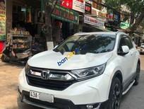 Cần bán Honda CR V năm sản xuất 2018, màu trắng, xe nhập