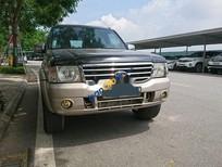 Xe Ford Everest sản xuất 2005, màu đen như mới