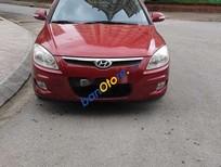 Bán Hyundai i30 năm sản xuất 2009, màu đỏ, xe nhập, giá tốt