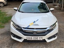 Cần bán xe Honda Civic năm 2018, màu trắng, nhập khẩu nguyên chiếc giá cạnh tranh