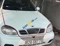 Bán Daewoo Lanos sản xuất năm 2003, màu trắng, xe nhập