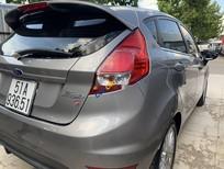 Bán Ford Fiesta sản xuất năm 2014, màu xám, xe nhập, xe gia đình