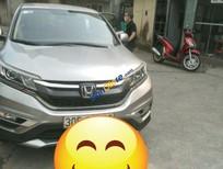 Cần bán lại xe Honda CR V năm sản xuất 2016, màu bạc chính chủ