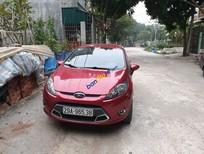Bán xe Ford Fiesta sản xuất 2013, màu đỏ, 325tr