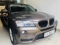Bán BMW X3 năm sản xuất 2012, màu nâu, nhập khẩu nguyên chiếc, 795tr