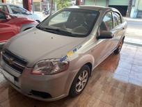 Bán Chevrolet Aveo năm 2008, màu bạc chính chủ, giá tốt