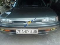 Bán Honda Accord năm 1992, màu xám, nhập khẩu nguyên chiếc