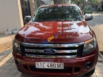 Bán Ford Ranger năm sản xuất 2014, màu đỏ, nhập khẩu Thái