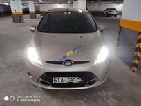 Cần bán lại xe Ford Fiesta AT sản xuất 2011, màu bạc