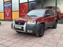 Cần bán Ford Escape năm 2003, màu đỏ, nhập khẩu nguyên chiếc, giá tốt