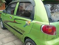 Cần bán lại xe Daewoo Matiz sản xuất 2004, màu xanh lục xe gia đình