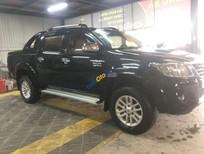 Xe Toyota Hilux sản xuất năm 2013, màu đen, giá tốt