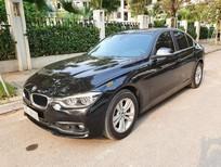Bán BMW 3 Series 320i năm sản xuất 2016, màu đen, xe nhập