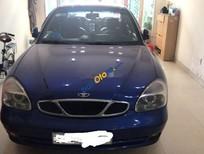 Cần bán xe Daewoo Nubira năm 2003, màu xanh lam