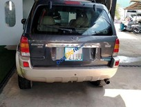Bán Ford Escape năm sản xuất 2003, màu xám, nhập khẩu xe gia đình