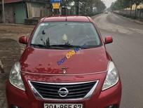 Bán xe Nissan Sunny năm sản xuất 2015, màu đỏ, nhập khẩu