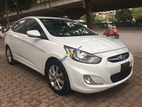 Cần bán lại xe Hyundai Accent năm 2012, màu trắng, xe nhập