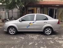 Bán Chevrolet Aveo sản xuất năm 2014, màu bạc chính chủ