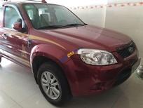 Cần bán Ford Escape sản xuất năm 2011, màu đỏ, giá 480tr