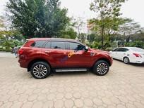 Bán ô tô Ford Everest sản xuất 2019, màu đỏ, nhập khẩu nguyên chiếc