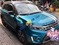 Bán xe Suzuki Vitara năm sản xuất 2017, màu xanh lam, xe nhập