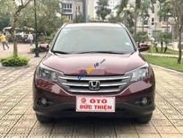 Cần bán xe Honda CR V năm 2013, màu đỏ, xe nhập, giá 845tr