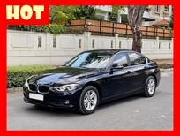 Master Auto - bán xe BMW 320 màu đen, đen model 2017 lướt - trả trước 300 triệu nhận xe ngay