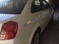 Bán xe Daewoo Lacetti sản xuất năm 2010, màu trắng còn mới