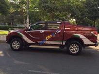 Bán Mazda BT 50 đời 2015, màu đỏ xe gia đình, 449tr