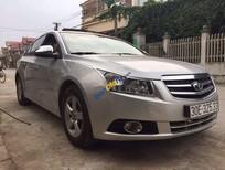 Bán ô tô Daewoo Lacetti sản xuất năm 2009, màu bạc, nhập khẩu nguyên chiếc xe gia đình, giá 230tr