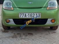 Cần bán xe Chevrolet Spark đời 2008, màu xanh lục, nhập khẩu, giá 107tr