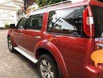 Cần bán xe Ford Everest đời 2011, màu đỏ như mới